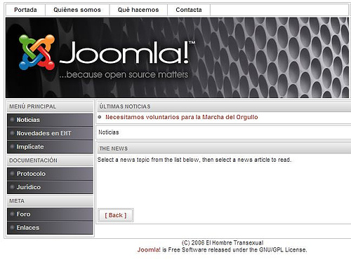 Joomla photo