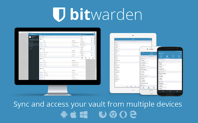 Bitwarden Password Manager